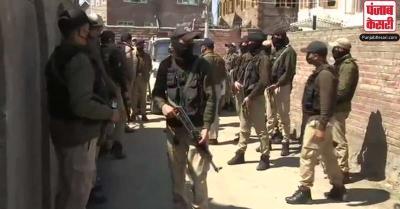 जम्मू-कश्मीर : श्रीनगर में BJP नेता अनवर खान के आवास पर आतंकी हमला