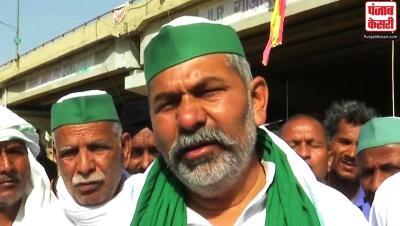 अलवर में मुझ पर हुआ हमला भाजपा कार्यकर्ताओं द्वारा पूर्व नियोजित था: राकेश टिकैत