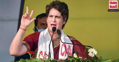 केरल में ईस्टर संडे को मिस करूंगी : प्रियंका गांधी