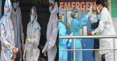 कोरोना महामारी के बढ़ते प्रकोप के कारण कश्मीर में रद्द हुई डॉक्टरों एवं नर्सों की छुट्टियां