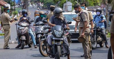 कोरोना वायरस : ट्रैफिक सिग्नल पर विवाद में दिल्ली नागरिक रक्षा के 3 कर्मी घायल