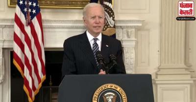 राष्ट्रपति जो बाइडेन का बड़ा फैसला, 19 अप्रैल से सभी अमेरिकी एडल्ट होंगे कोविड-19 टीकाकरण के पात्र