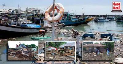 इंडोनेशिया में भूस्खलन, बाढ़ की घटनाओं में मृतकों की संख्या बढ़ कर 140 हुई, दर्जनों लापता