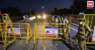 कोरोना का कहर : लखनऊ नगर निगम क्षेत्र में रात्रि कर्फ्यू लगाने का फैसला