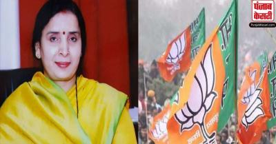 यूपी पंचायत चुनाव: सपा को लगा बड़ा झटका, मुलायम की भतीजी संध्या यादव भाजपा के टिकट पर लड़ेगी चुनाव