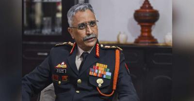सेना प्रमुख नरवने पांच दिवसीय यात्रा पर पहुंचे ढाका, वरिष्ठ अधिकारियों से करेंगे मुलाकात