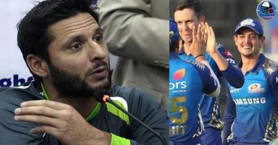 शाहिद अफरीदी ने IPL को लेकर उगला जहर, बौखलाए पाकिस्तान के पूर्व कप्तान ने अब दिया ऐसा बयान