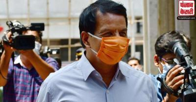 पूर्व पुलिस अधिकारी और एनकाउंटर स्पेशलिस्ट प्रदीप शर्मा दूसरे दिन एनआईए के समक्ष पेश