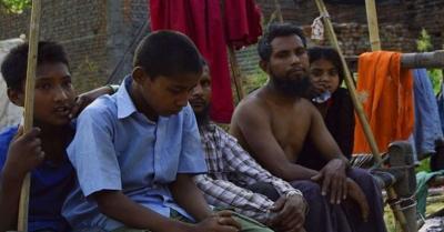 जम्मू में हिरासत में लिए गए रोहिंग्याओं को निर्धारित प्रक्रिया के बिना म्यांमा प्रत्यर्पित नहीं किया जायेगा