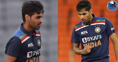ICC प्लेयर ऑफ द मंथ अवॉर्ड के लिए नामित हुए भुवनेश्वर कुमार,इंग्लैंड के खिलाफ की थी धांसू  गेंदबाजी