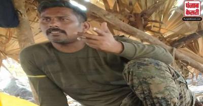 नक्सलियों ने बंधक बनाए गए 'कोबरा' कमांडो राकेश्वर सिंह मन्हास को 6 दिन बाद छोड़ा, हमले के बाद कर लिया था अगवा