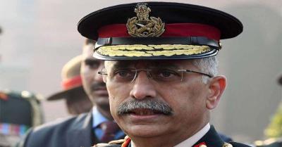 सेना प्रमुख जनरल नरवणे ने बांग्लादेश की सेना के अधिकारियों से की मुलाकात
