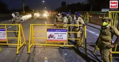 कर्नाटक में कोरोना का कहर : बेंगलुरु सहित कर्नाटक के 7 जिलों में आज से नाइट कर्फ्यू लागू