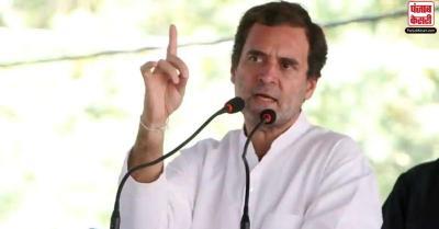 मोदी सरकार कि विफल नीतियों के चलते प्रवासी फिर पलायन को मजबूर : राहुल गांधी