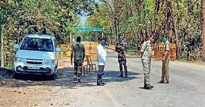 कोविड-19 के मामले बढ़ने पर ओडिशा ने छत्तीसगढ़ के साथ लगती सीमा को किया सील