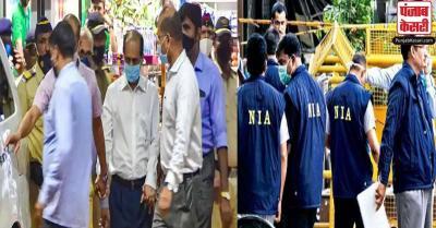 NIA को मिली एक और बड़ी सफलता, वाझे के साथी मुंबई पुलिस के अफसर रियाज को किया गिरफ्तार
