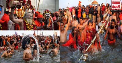 हरिद्वार में महाकुंभ के शाही स्नान की तैयारियां हुई पूरी, पैरामिलिट्री फोर्स और डॉग स्क्वायड की टीम तैनात