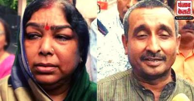 दोषी पूर्व विधायक की पत्नी की BJP ने रद्द की उम्मीदवारी, विपक्ष ने लगाया था दोहरे चरित्र का आरोप