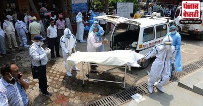 दिल्ली में कोरोना का विस्फोट, 10 हजार से अधिक नए मामले की पुष्टि, 48 मरीजों की मौत