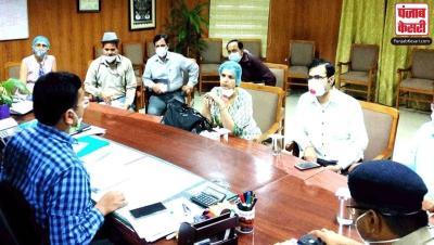 महाराष्ट्र में कोविड-19 को रोकने के लिए किए गए उपाय तय मानकों से कम: केंद्रीय स्वास्थ्य दल