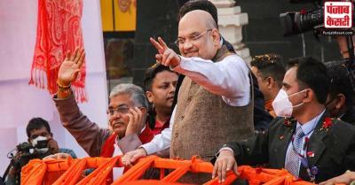 कोलकाता में अमित शाह जनसंपर्क अभियान की करेंगे शुरुआत, नुक्कड़ सभाओं का किया जाएगा आयोजन