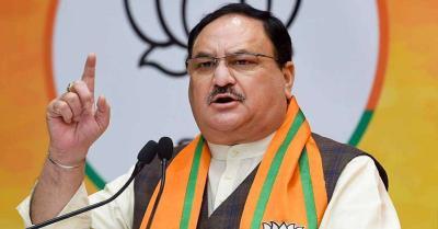 BJP नेता जेपी नड्डा ने साधा YSR कांग्रेस पर निशाना, पार्टी के शासन को बताया कुशासन