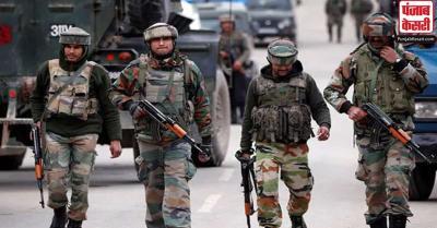 जम्मू-कश्मीर के कुपवाड़ा में भारतीय सेना ने तीन संदिग्ध आतंकवदियों को किया गिरफ्तार