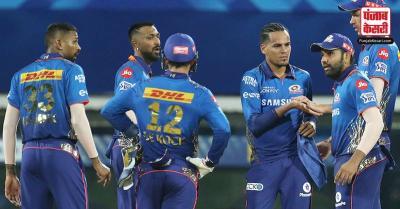 KKR vs MI (IPL-14) : मुंबई इंडियन्स ने कोलकाता नाइट राइडर्स को 10 रन से हराया