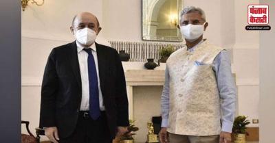 भारत और फ्रांस ने हिंद प्रशांत क्षेत्र में सहयोग बढ़ाने पर चर्चा की