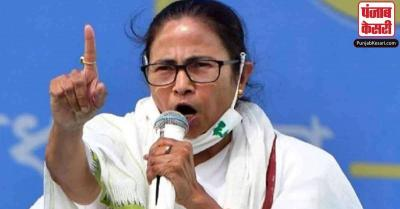 ममता ने कहा- भाजपा चुनाव प्रचार के लिए बाहरी लोगों को लेकर आई जिससे कोरोना मामले बढ़े