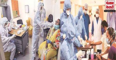 UP में कोरोना के 20510 नए मामलों ने तोड़े सभी पिछले रिकॉर्ड, प्रियंका ने CM योगी पर साधा निशाना