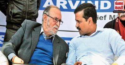 दिल्ली में बेकाबू हुआ कोरोना, मुख्यमंत्री केजरीवाल आज LG के साथ कोविड-19 के हालात पर करेंगे चर्चा