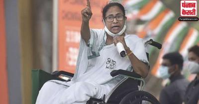 चुनाव आयोग से मिला BJP प्रतिनिधिमंडल, कूचबिहार हिंसा से जुड़े ममता की ऑडियो की जांच का किया अनुरोध