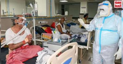 उत्तर प्रदेश में 24 घंटे में संक्रमण से 120 लोगों की मौत, 27357 नए केस