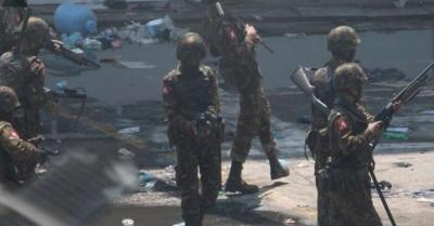 म्यांमार में सैन्य मुख्यालय को बनाया निशाना, बम हमले में 3 सैनिक हुए घायल