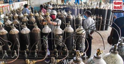 दिल्ली के लिए ऑक्सीजन आपूर्ति की कोई कमी नहीं, औद्योगिक इस्तेमाल पर लगाई रोक : केंद्र सरकार
