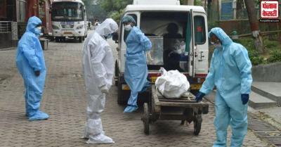 उत्तर प्रदेश : कोरोना से पिछले 24 घंटे में 195 मरीजों ने तोड़ा दम, 34379 नए मामले की पुष्टि