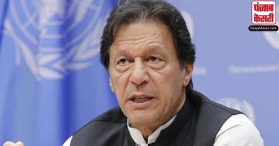 भारत में कोरोना महामारी की दूसरी लहर से हाहाकार, पाकिस्तान PM इमरान खान ने दिया ये बयान