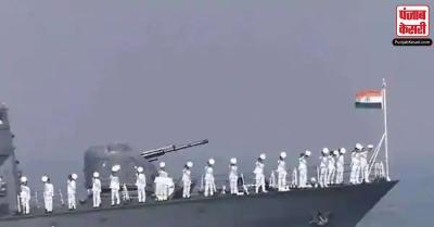 भारत और फ्रांस की नौसेनाएं रविवार से अरब सागर में करेंगी तीन दिन युद्धाभ्यास