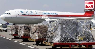 ड्रैगन की घटिया चालबाजी, भारत को ऑक्सीजन और संबंधित मेडिकल सप्लाई कर रहे विमानों पर लगाई रोक
