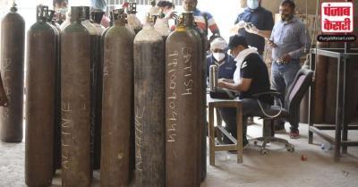 हरियाणा सरकार ने ऑक्सीजन की आपूर्ति सुनिश्चित करने के लिए नियंत्रण कक्ष स्थापित किया