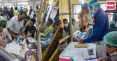 बिना कोविड-19 की निगेटिव रिपोर्ट या पूर्ण टीकाकरण के मतगणना कक्षों में प्रवेश  नहीं मिलेगा : चुनाव आयोग