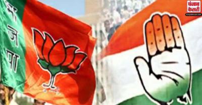 राजस्थान विधानसभा उपचुनाव : शुरुआती रूझान में कांग्रेस दो और भाजपा एक सीट पर आगे