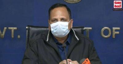 स्वास्थ्य मंत्री सत्येंद्र जैन के पिता का कोविड-19 से निधन, CM केजरीवाल ने जताया दुख