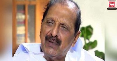 केरल : पूर्व मंत्री आर बालकृष्ण पिल्लई का निधन, 86 वर्ष की उम्र में ली अंतिम सांस