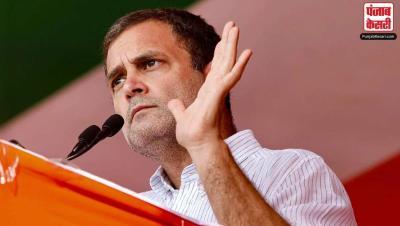 राहुल का केंद्र पर जुबानी हमला, कहा- सरकार की लकवाग्रस्त नीति वायरस को नहीं हरा सकती