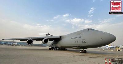 देश में चिकित्सा आपूर्ति करने वाले अमेरिकी विमानों को हुआ विलंब, मरम्मत संबंधी दिक्कतों से हो रही देरी