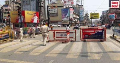 बिहार में लॉकडाउन को लेकर पुलिस और प्रशासन सख्त, बेवजह घर से निकलने वालों पर लगाया जा रहा है जुर्माना