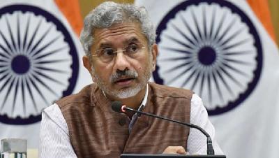 ब्रिटेन दौरे पर गए विदेश मंत्री जयशंकर के प्रतिनिधिमंडल के सदस्य कोरोना संक्रमित, कार्यक्रम में हुआ फेरबदल