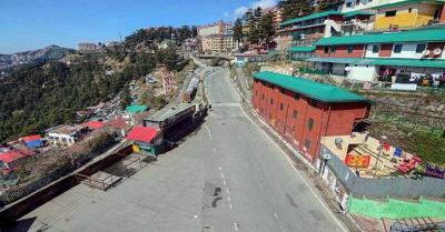 हिमाचल प्रदेश : कोरोना से निपटने के लिए CM जयराम ठाकुर ने राज्य में 10 दिन के लॉकडाउन की घोषणा की